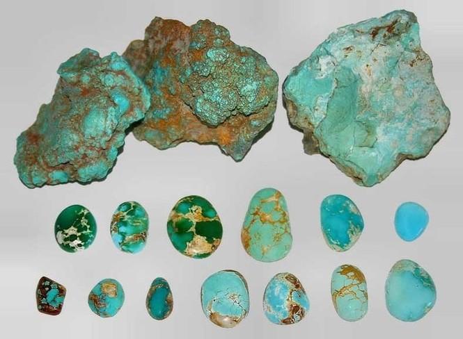 Драгоценные камни бирюза фото